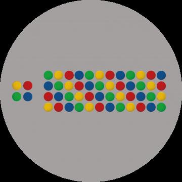 Twister48+4 - gra korytarzowa